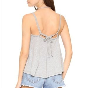 We The Free So In Love With You Strappy Swing Tank
